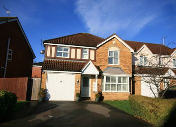 4 bed detached house for sale in Mortons Bush, Wootton, Northampton NN4