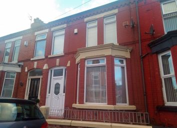 Thumbnail 3 bed terraced house for sale in Avonmore Avenue, Mossley Hill, Liverpool
