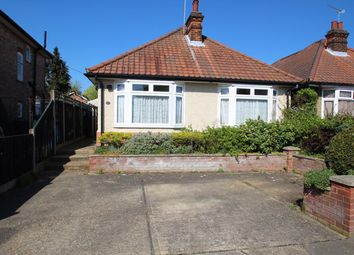 Thumbnail 1 bed detached bungalow for sale in Chilton Road, Ipswich