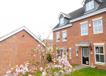 Thumbnail 3 bed end terrace house for sale in Woodbridge Close, Heanor
