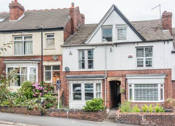 3 bed terraced house for sale in Glenalmond Road, Sheffield S11