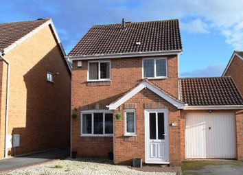 Thumbnail 3 bed detached house for sale in Rosebank View, Measham, Swadlincote