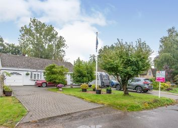 Thumbnail 4 bed detached bungalow for sale in Back Street, Garboldisham, Diss