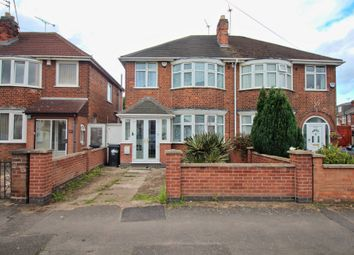 3 bed semi-detached house for sale in Canon Street, Leicester LE4