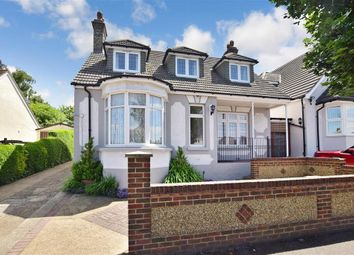 Thumbnail 4 bed bungalow for sale in Brompton Farm Road, Strood, Rochester, Kent