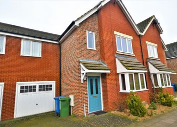 Thumbnail 4 bedroom terraced house to rent in Edward Vinson Drive, Faversham