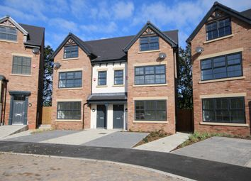 Thumbnail 4 bed semi-detached house for sale in Plot 8, Birkdale Place, 38 Warren Court