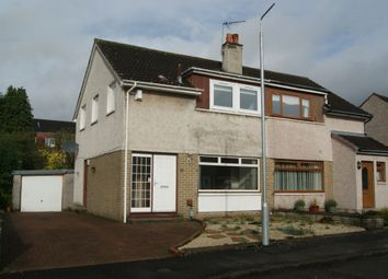 Thumbnail 3 bed semi-detached house to rent in Mansefield Crescent, Old Kilpatrick