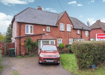 Thumbnail 3 bed semi-detached house for sale in Queens Road, Smethwick