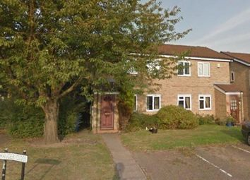 Thumbnail 1 bed flat for sale in Chaucer Close, Tamworth, Staffordshire