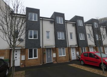 Thumbnail 4 bed terraced house for sale in Boundary Place, Plymouth