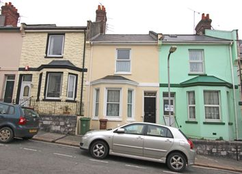 Thumbnail 2 bed flat to rent in Holdsworth Street, Stoke, Plymouth