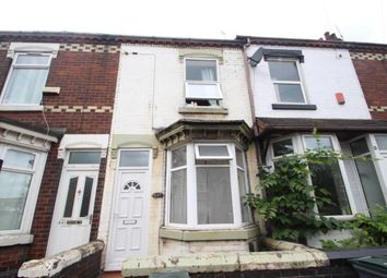 Thumbnail 2 bed terraced house to rent in 441, Victoria Road, Fenton, Stoke-On-Trent