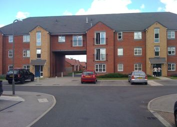 Thumbnail 2 bedroom flat to rent in The Chimes, Faxley Road, Selby