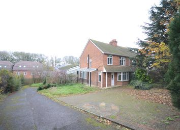 Thumbnail 7 bed semi-detached house for sale in Lower Henley Road, Caversham, Reading