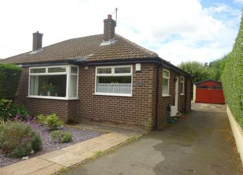 Thumbnail 2 bed semi-detached bungalow for sale in North Road, Ravensthorpe, Dewsbury