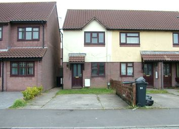 Thumbnail 2 bed semi-detached house for sale in Harvey Crescent, Aberavon