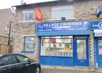Thumbnail Restaurant/cafe for sale in Law Lane, Southowram, Halifax