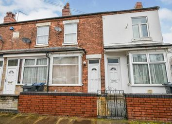 Thumbnail 2 bed terraced house for sale in Brantley Road, Aston, Birmingham, West Midlands
