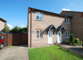 Thumbnail 2 bed end terrace house to rent in Keeling Way, Attleborough