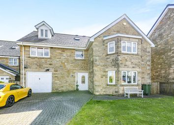 Thumbnail 6 bed detached house for sale in The Paddock, Sunniside, Bishop Auckland
