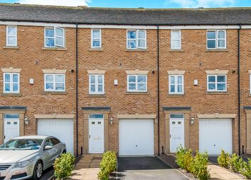 Thumbnail 3 bed terraced house for sale in Hargate Way, Hampton Hargate, Peterborough