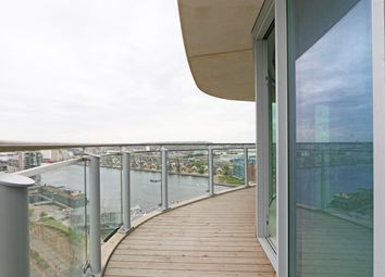 Thumbnail 3 bed flat to rent in Tidal Basin Road, Royal Docks, London