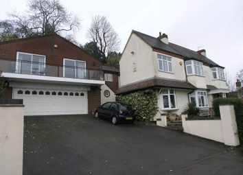 Thumbnail 4 bedroom detached house for sale in Dark Lane, Romsley, Halesowen