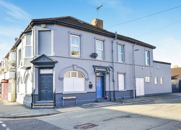 Thumbnail 5 bed terraced house for sale in Vale Road, Rhyl