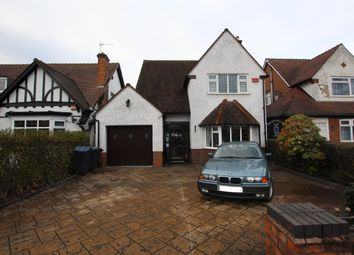 Thumbnail 3 bed detached house for sale in Birmingham Road, Sutton Coldfield