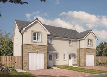 Thumbnail 3 bed semi-detached house for sale in Off Irvine Road (B7081), Kilmarnock