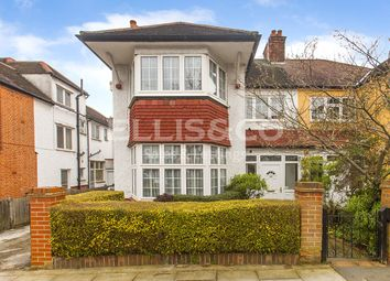 Thumbnail 4 bed semi-detached house for sale in Beechcroft Avenue, London