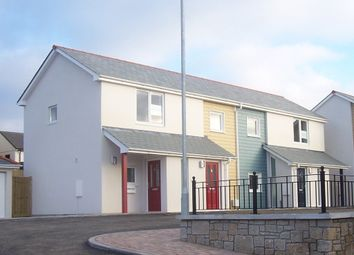 Thumbnail 1 bed flat to rent in Halvana, Carknown Gardens, Redruth