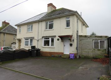 Thumbnail 3 bed semi-detached house for sale in Severalls Park Avenue, Crewkerne