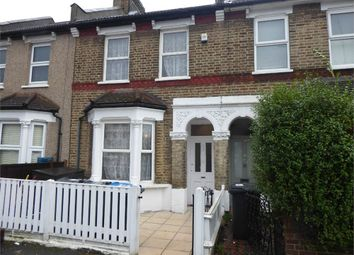 Thumbnail 3 bed terraced house to rent in Charnwood Road, London