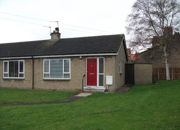 Thumbnail 1 bed semi-detached bungalow to rent in Hartley Close, Staindrop