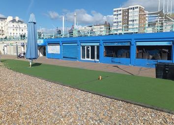 Thumbnail Restaurant/cafe to let in 9-10, Madeira Drive, Lower Promenade, Brighton, East Sussex