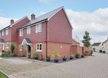 Thumbnail 3 bed semi-detached house to rent in Nap Close, Picket Twenty, Andover
