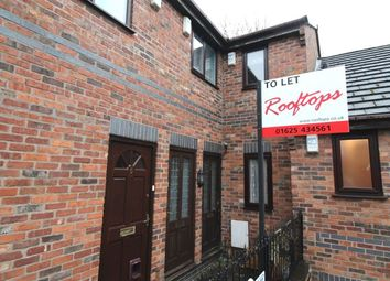 Thumbnail 2 bed flat to rent in Pownall Square, Macclesfield
