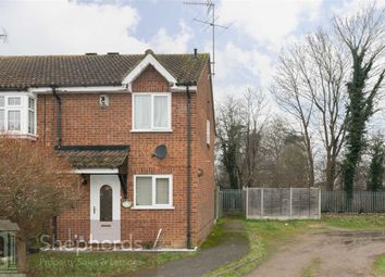 Thumbnail 3 bed end terrace house for sale in Felton Close, Broxbourne, Hertfordshire