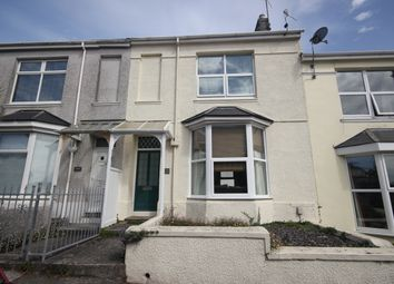 Thumbnail 4 bed terraced house to rent in Revel Road, Plymouth, Devon