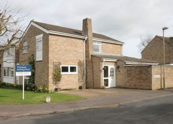 Thumbnail 4 bed detached house for sale in Manor Way, Kidlington