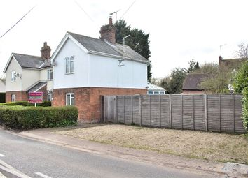 Thumbnail 3 bed semi-detached house for sale in Church End, Shalford, Essex