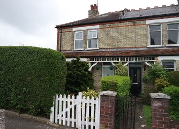 Thumbnail 2 bed end terrace house for sale in Victoria Road, New Barnet, Barnet