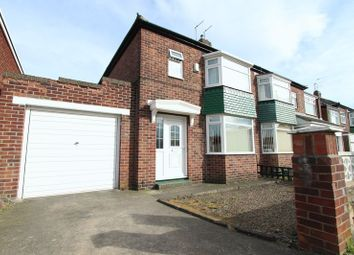 Thumbnail 3 bedroom semi-detached house for sale in Holborn Road, Sunderland