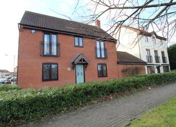 Thumbnail 4 bedroom detached house for sale in Stourhead Gate, Milton Keynes
