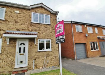 Thumbnail 3 bed semi-detached house for sale in Hartland Court, Sothall, Sheffield, South Yorkshire