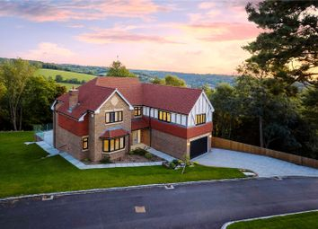 Thumbnail 6 bedroom detached house for sale in Butterfly Walk, Warlingham, Surrey