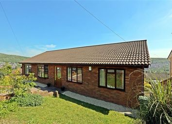 Thumbnail 5 bed detached house for sale in Hillside View, Graigwen, Pontypridd