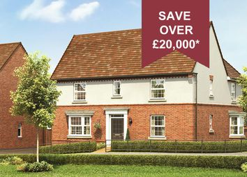 """Thumbnail 4 bed detached house for sale in """"Layton"""" at Welland Close, Burton-On-Trent"""
